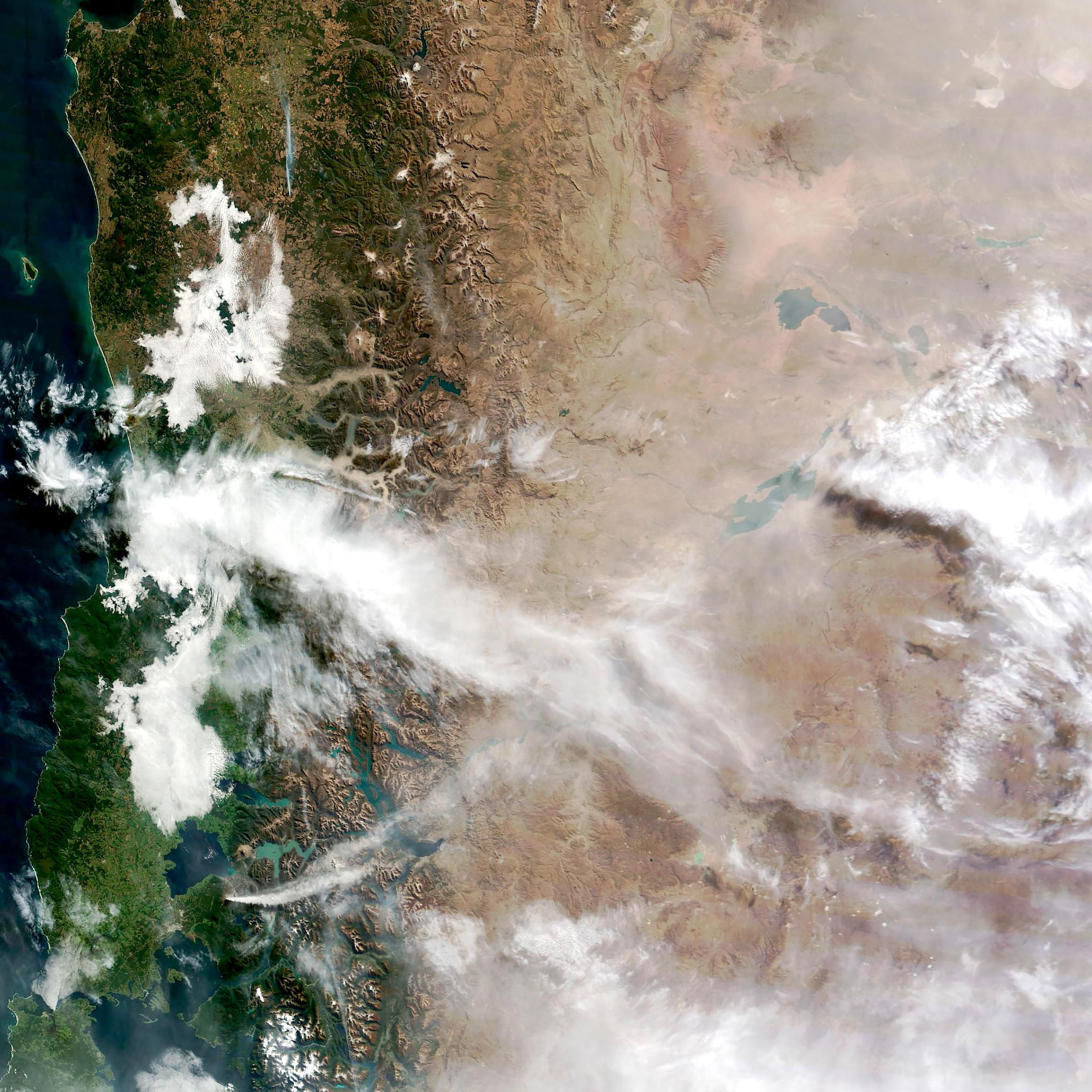 Nueva imagen de la NASA