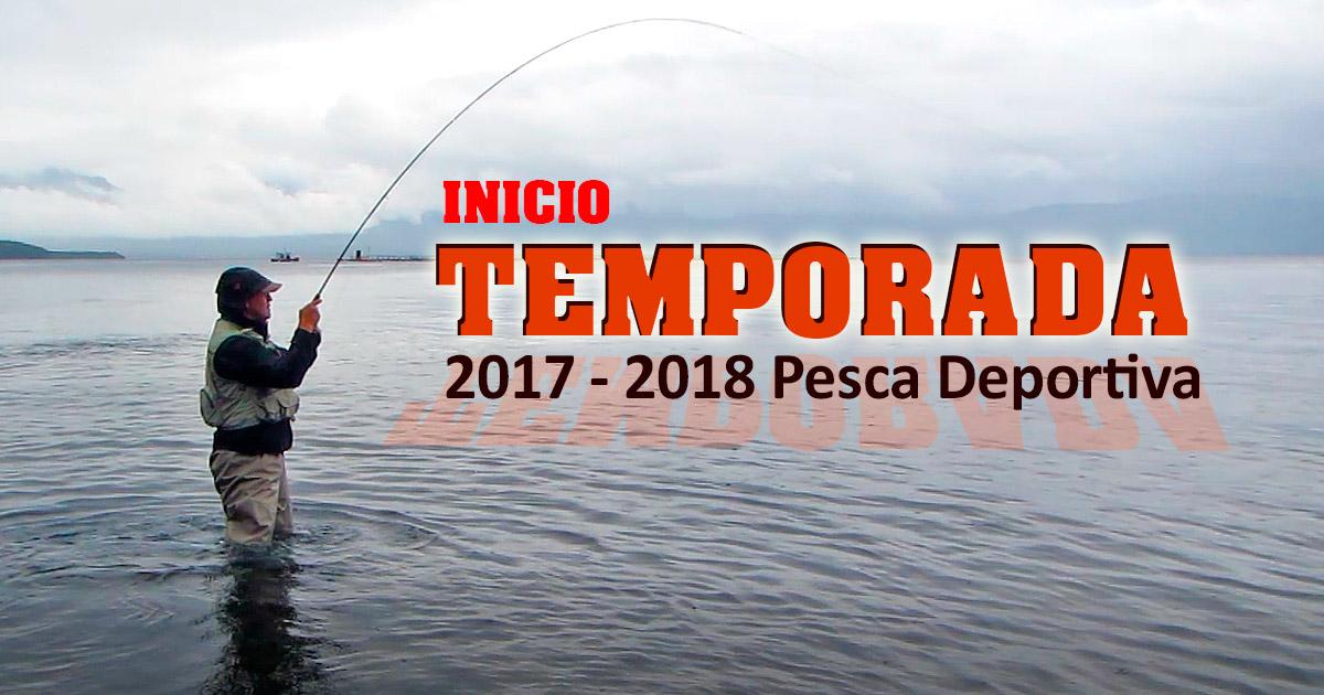 Resultado de imagen para temporada de pesca 2017 2018